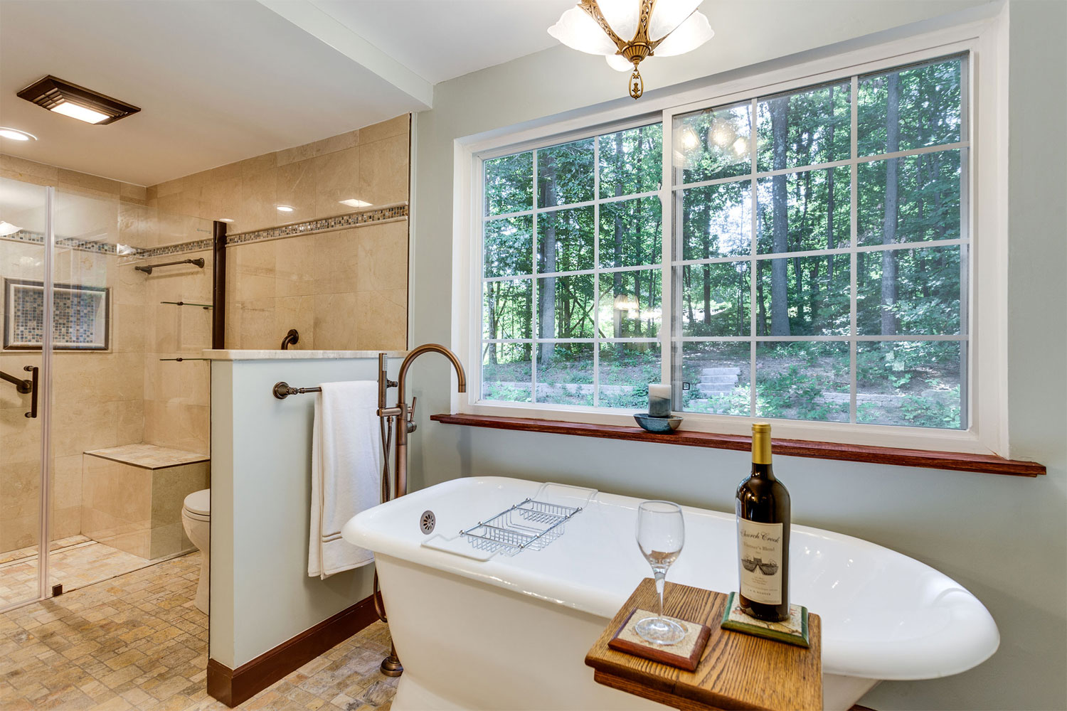 Bathroom Remodeling Services - A&C Remodeling Contractors